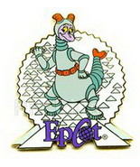 Figment   Epcot   Spaceship Earth  Authentic Disney pin - $29.99