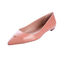 NEW IN BOX TORY BURCH 36516 FAIRFORD FLAT DESERT WILLOW SIZE 9US W. DEFECT - $129.99