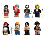 One Piece Figure Set #2 Lot 8 pcs - £14.95 GBP