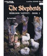The Shepherds Heirloom Nativity Book 3 Cross Stitch Chart - $34.65