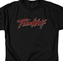 Teen Wolf logo t-shirt classic 80's high school movie graphic tee MGM268 image 2