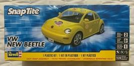 Revell 1/24 Scale Snaptite VW New Beetle Plastic Model Kit No. 85-1976  - $11.87