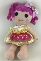"Build A Bear Lalaloopsy Large 20"" Plush Doll Crumbs Sugar Cookie Stuffed... - $44.50"