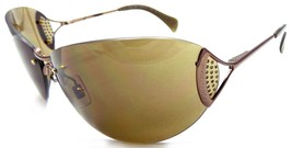 Calvin Klein Collection Sunglasses CK 453S 551 72x13x110 Brown / Brown I... - $39.36