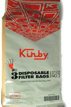 Kirby Style 2 Heritage 1HD Vacuum Cleaner Bags 19068103 - $7.00