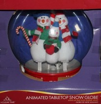 Christmas Musical Snow Globe - 11 Inches Tabletop - $179.99