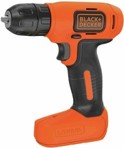 BLACK+DECKER 8V MAX* Cordless Lithium Drill (BDCD8C) - $71.27