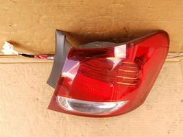 07-11 Lexus GS350 Taillight Tail Light Lamp Right Passenger Side - RH image 2