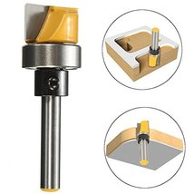1/4 Inch Shank Hinge Mortise Template Router Bi... - $11.96