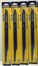 (New) Irwin 372110 12 10/14 TPI Metal & Wood Reciprocating Saw Blade (Pa... - $27.71