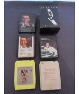 8-Track Lot Frank Sinatra Trilogy Blue Eyes Greatest Hits Family Christmas - $44.64