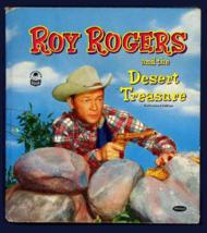 1954 TV Roy Rogers and The Desert Treasure by Alice Sankey Whitman Handc... - $19.00