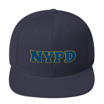 nypd yankees hat / nypd yankees / Snapback Hat image 7