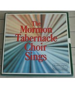 Vintage 33 1/3 RPM Record Collection, The Mormon Tabernacle Choir Sings,... - $14.84