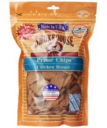 Smokehouse 100-Percent Natural Prime Chips Chicken Dog Treats, 16-Ounce - $22.71