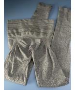 Sankom Women's Posture Correction Yoga Pants, Gray, S/M - $100.00