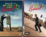 BETTER CALL SAUL: Season One Two 1 2 (DVD Bundle) Complete Seasons 1-2 TV Series