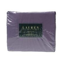 Ralph Lauren Dunham Lilac Lavender Sheet Set Twin - $72.00