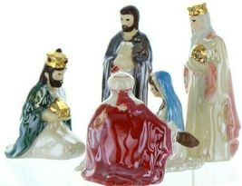 Hagen Renaker Specialty Nativity 6 Piece Figurine Set image 5