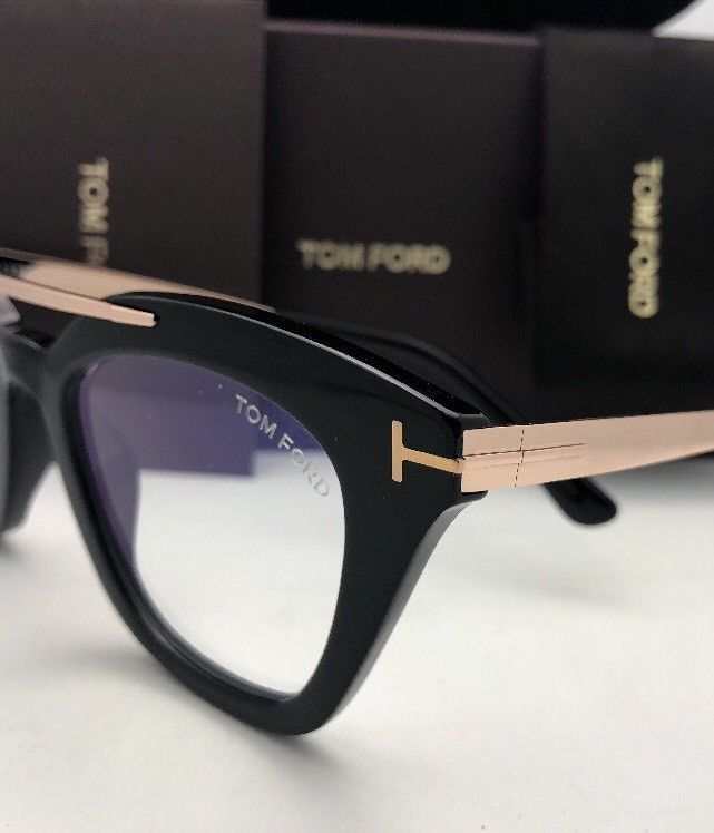 2ad78f0d0558 New TOM FORD Eyeglasses ANNA-02 TF 575 001 and 50 similar items