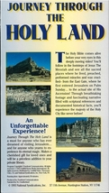 Journey Through the Holy Land - VHS Tape image 2