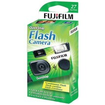 Fujifilm 7033661 QuickSnap Flash 400 Disposable Single-Use Camera - $24.34