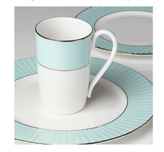 Lenox Pleated Colors Aqua 3-piece Place Setting - $79.20