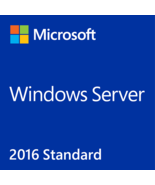 Microsoft Server 2016 Standard - Lifetime - Genuine - Fast Delivery - Tr... - $29.94