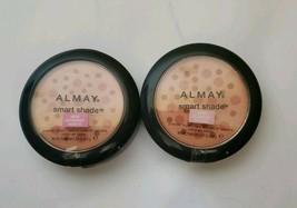 2x Almay Smart Shade Powder Blush -  CORAL  # 30  -- Both Brand New / Sealed Lot - $9.74