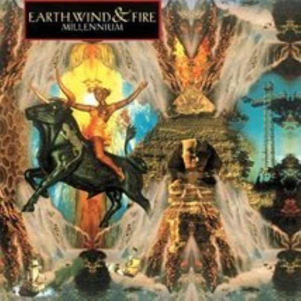 Millennium by Earth Wind & Fire Cd