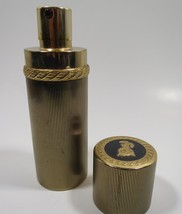 Vitg Revlon Intimate Spray Concentrate Automatique Gold Tone Metal  1950s - $70.11