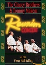 Reunion Concert by The Clancy Brothers & Tommy Maken - DVD