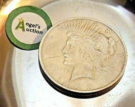 Liberty Peace Silver Dollar 1923 AA20-CND7011 image 3