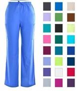 Unisex Scrub Cargo Pants DSF Medical Uniform Men Women 836 - $12.04