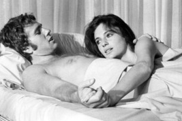 The Thief Who Came to Dinner Ryan O'Neal, Jacqueline Bisset in Bed Photo 24x18 P - $23.99