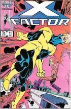 X-Factor Comic Book #11 Marvel Comics 1986 VERY FINE NEW UNREAD - $2.75