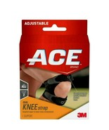 ACE Dual Knee Strap Adjustable Moderate Support 209310 Upper Lower Compr... - $13.85