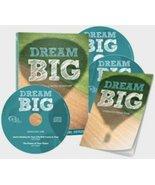 Joel Osteen Dream BIG: Imagine a Better Tomorrow (3 Message Album on CD/... - $24.75