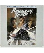 Runaway Train Soundtrack/Score Vinyl LP ( Ex. Cond.) - $31.80