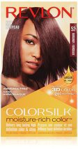 Revlon ColorSilk Moisture-Rich Color 52 Burgundy - $3.99