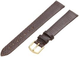 Hadley-Roma Women's LSL700LB 140 Genuine Java Lizard Strap Watchband SHIPSFREE - $25.45