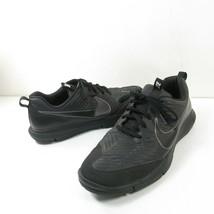 Nike Explorer 2 Mens Size 11.5 Golf Shoes Men's Black/Black 849957-001  - $39.59