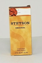 STETSON After Shave For Men Rugged Woods & Spice Fragrance .5 oz New - $10.68