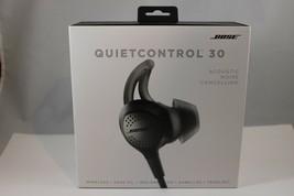 Bose QuietControl 30 Neckband Wireless Noise Cancelling Headphones Black w/ Box - $179.95