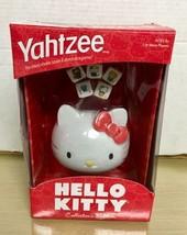 2010 Hasbro Hello Kitty Yahtzee game -New unused -MIB - $18.80