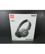 JBL T460BT Wireless On-ear Bluetooth Headphones  with JBL Pure Bass Sound - $53.46