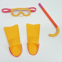 Pleasant Company - American Girl of Today Snorkel and Flippers (A06-01) - $16.14