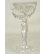 Fostoria Holly Pattern 3 1/2-oz Liquor Cocktail Glass Set of 2 - $12.82