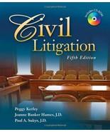 Civil Litigation Kerley, Peggy; Hames, J.D.  Joanne Banker and Sukys, J.... - $15.83