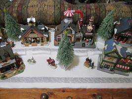 4 FT Christmas Village Display Base Platform J43 Dept 56 Lemax Dickens - $49.95